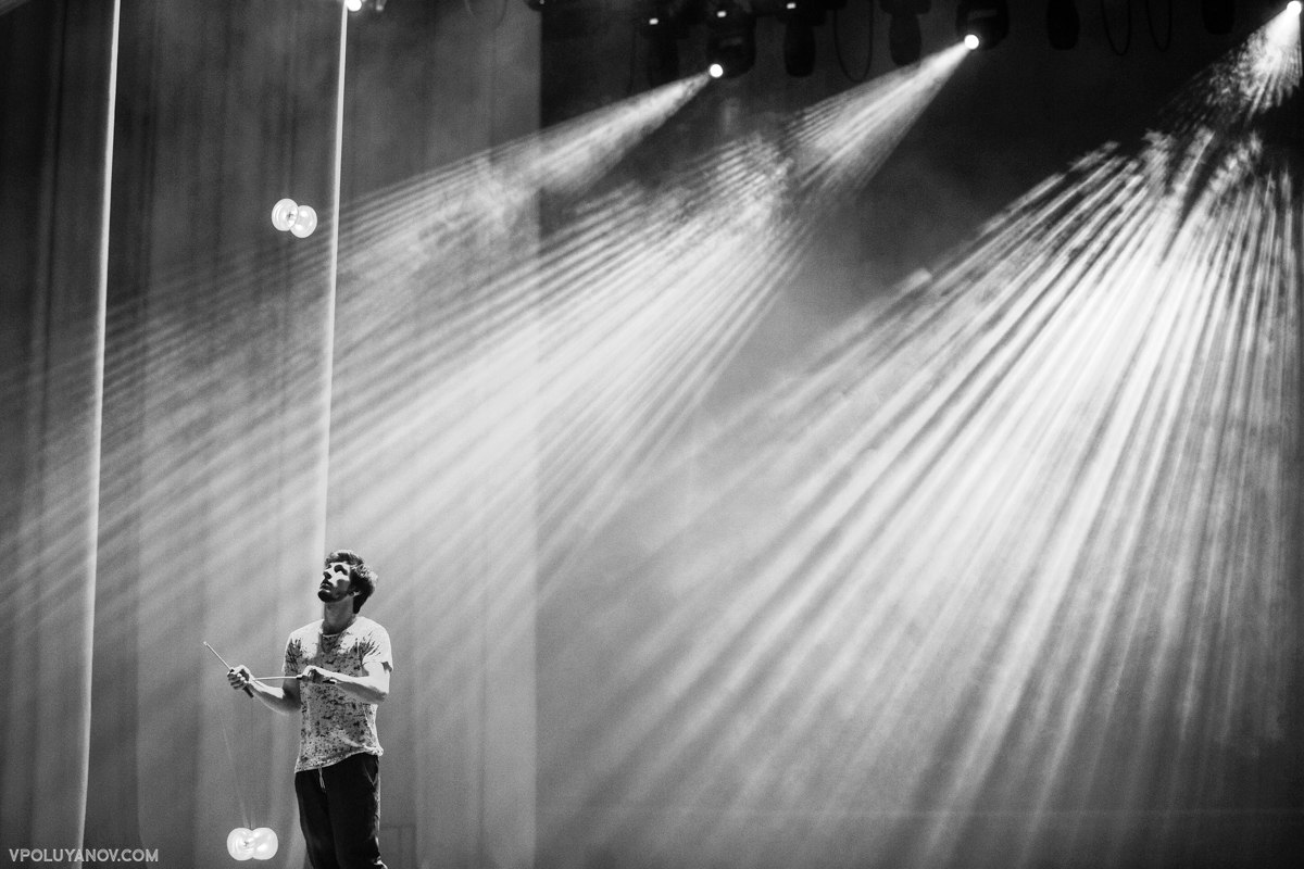 Backstage: Кирилл Сверчков. 23 года. Артист оригинального жанра (Жонглёр)