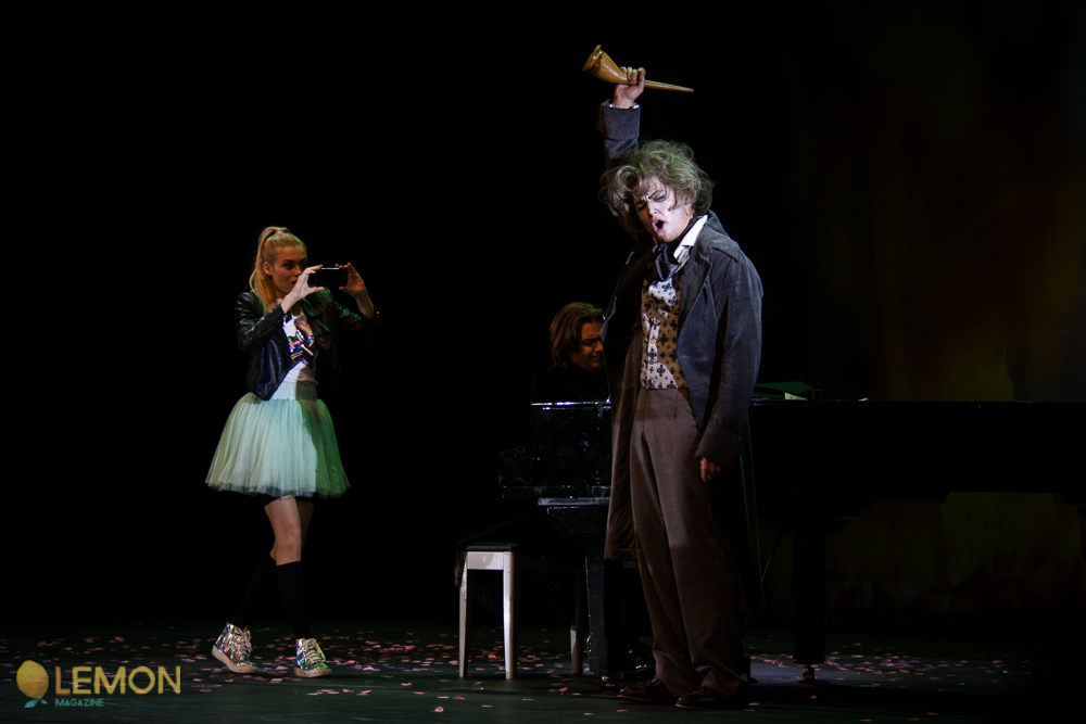 «Перевернуть игру» - спектакль Дмитрия Маликова в Пензе