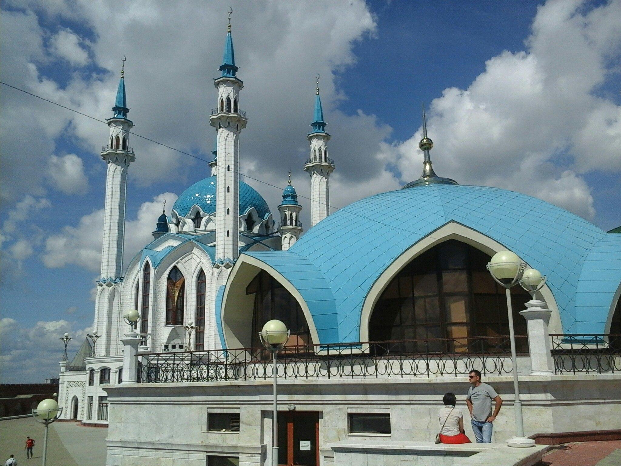 В меру европейская Казань