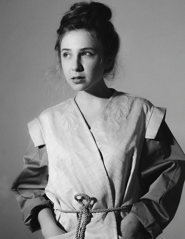 Backstage: Мила Хализова. 23 года. Дизайнер одежды